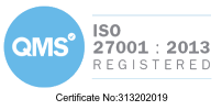 ISO 27001 Registered Firm