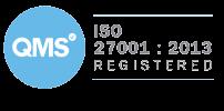 ISO 27001 Registered Firm
