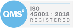 ISO 45001 Registered Firm