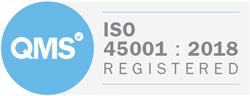 ISO 45001 Registered Firm