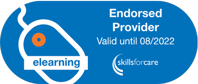 Online Training Approved by Skills for Care