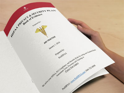 Customized Book of Evidence