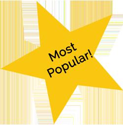 Most Popular!