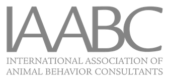 International Association of Animal Behavior Consultants (IAABC) logo